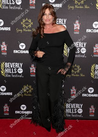 Editorial picture of 19th Annual Beverly Hills Film Festival Opening Night, Arrivals, TCL Chinese Theatre, Los Angeles, USA - 3 April 2019