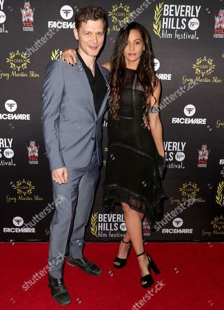 Editorial image of 19th Annual Beverly Hills Film Festival Opening Night, Arrivals, TCL Chinese Theatre, Los Angeles, USA - 3 April 2019