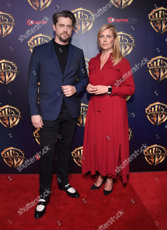 Andres Muschietti and Barbara Muschietti