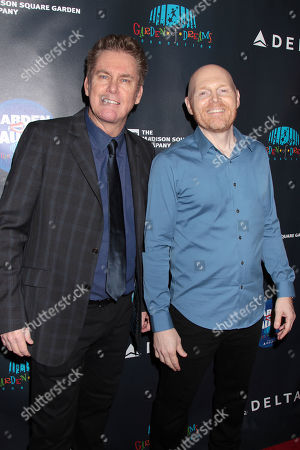 Brian Regan and Bill Burr
