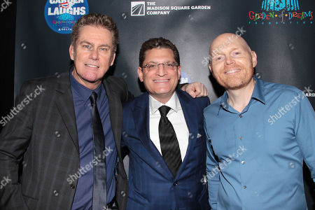 Brian Regan, Rory Rosegarten and Bill Burr