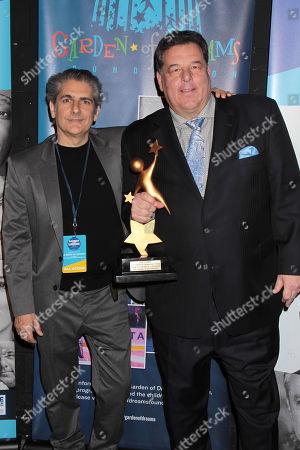 Michael Imperioli and Steve Schirripa