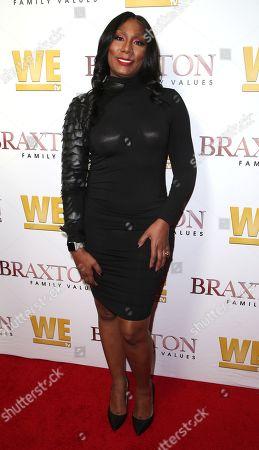 Editorial image of New Braxton Family Values Season celebration, Los Angeles, USA - 02 Apr 2019