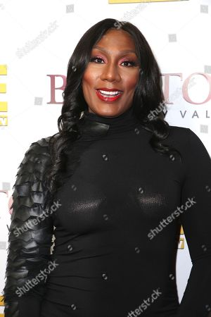 Stock Photo of Towanda Braxton