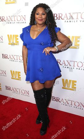 Editorial picture of New Braxton Family Values Season celebration, Los Angeles, USA - 02 Apr 2019