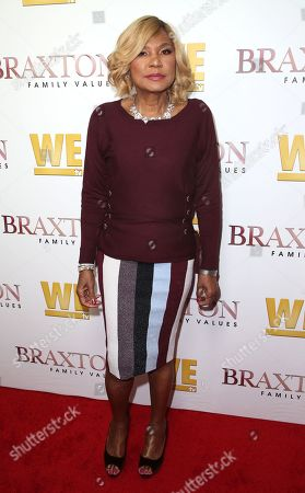 Editorial photo of New Braxton Family Values Season celebration, Los Angeles, USA - 02 Apr 2019