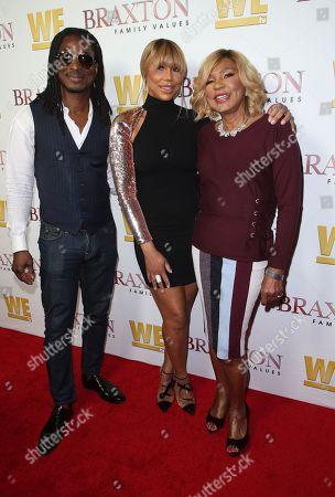 Editorial picture of New Braxton Family Values Season celebration, Los Angeles, USA - 02 Apr 2019