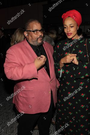 Dawoud Bey and Zadie Smith