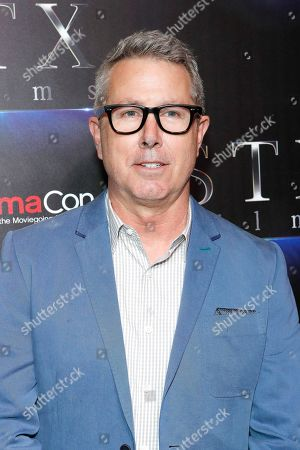 Peter Segal poses for photographers during STXfilms presentation: 'The State of the Industry: Past, Present and Future' at during CinemaCon 2019 at The Colosseum at Caesars Palace in Las Vegas, Nevada, USA, 02 April 2019. CinemaCon 2019 is the official convention of the National Association of Theatre Owners (NATO) and runs from 01 to 04 April 2019.