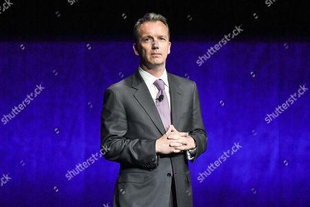 Stock Photo of Sean Bailey