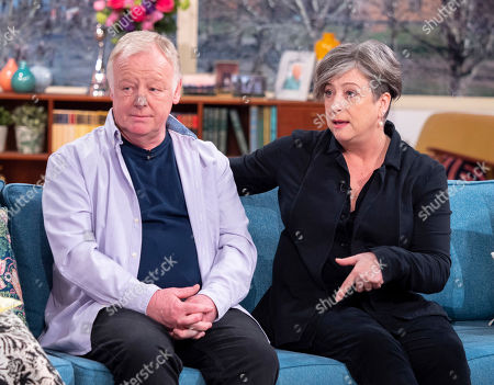 Editorial image of 'This Morning' TV show, London, UK - 03 Apr 2019
