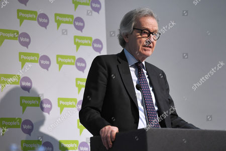 Stephen Dorrell, former MP, speech at a People's Vote press conference setting out solutions to Brexit crisis
