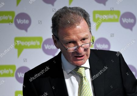 Lord Sir Gus O'Donnell, former Cabinet Secretary, speech at a People's Vote press conference setting out solutions to Brexit crisis