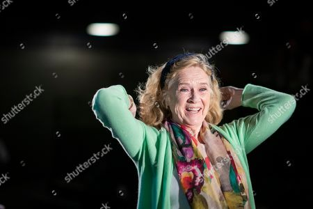 Norwegian well known actress Liv Ullmann during her tour with a show 'LIV;' in Oslo, Norway, 03 April 2019. The show is a meeting with Liv Ullmann, about her life, career and everything she dreams of doing. The performance will be played in 22 places in Norway and then at the National Theater after touring.