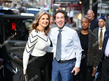 Good Morning America TV show New York Stock Photos