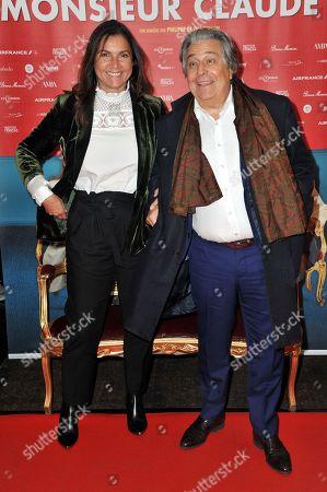 Editorial photo of 'Monsieur Claude 2' film premiere, Berlin, Germany - 02 Apr 2019
