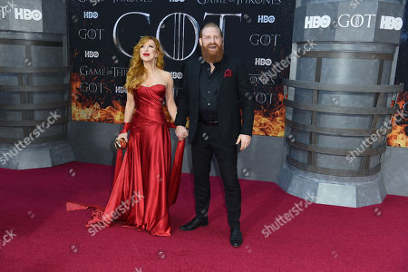 Editorial image of 'Game of Thrones' season eight premiere, Arrivals, New York, USA - 03 Apr 2019