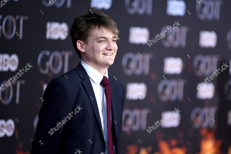 Stock Picture of Jack Gleeson