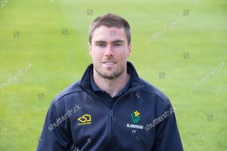 Editorial photo of Glamorgan Cricket Squad - 02 Apr 2019