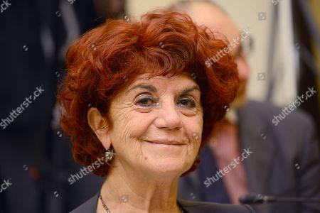 Stock Photo of Valeria Fedeli