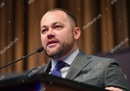 Corey Johnson, Speaker of the New York City Council