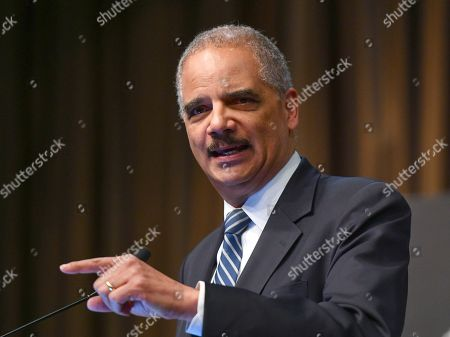 Eric Holder, Former Attorney General of the United States