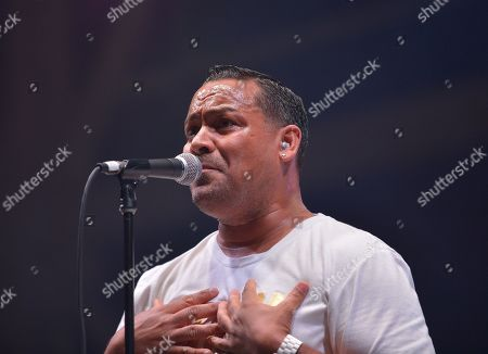 Editorial image of I Love FreeStyle Music Tour, The Miramar Amphitheater, San Diego, USA - 23 Mar 2019