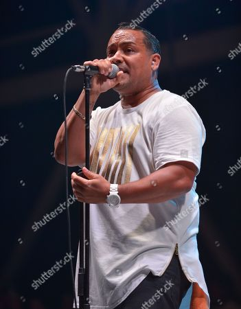 Stock Picture of George Lamond