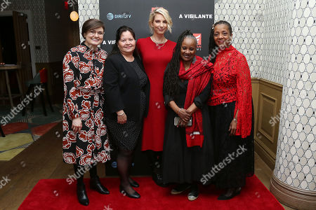 Editorial picture of 'A Vigilante' Special Screening, Saban Films and DIRECTV, New York, USA - 02 Apr 2019