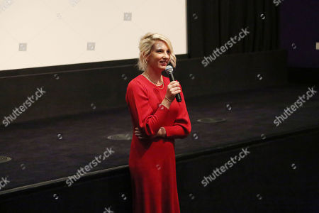Stock Image of Sarah Daggar-Nickson (Director)