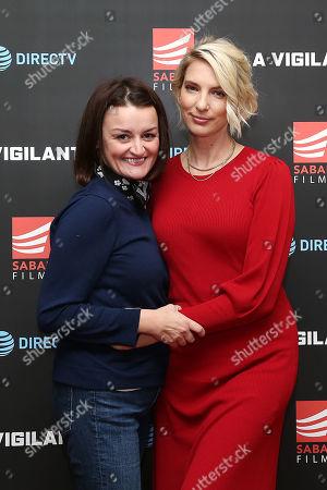 Alison Wright, Sarah Daggar-Nickson (Director)