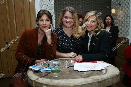 Kelli Barrett, Jenny Anderson, Vanessa Ray