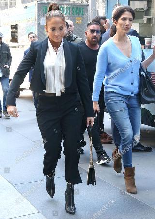 Stock Picture of Jennifer Lopez, Lynda Lopez