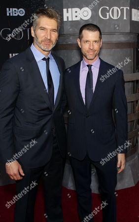 David Benioff (Creator, Executive Producer), D. B. Weiss (Creator, Executive Producer)