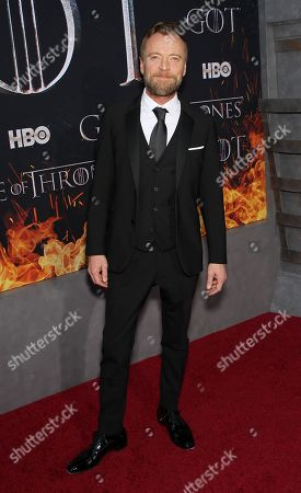 "Editorial image of New York Red Carpet Premiere for HBO's final season of ""GAME OF THRONES"", New York, USA - 03 Apr 2019"