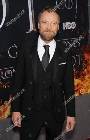 Stock Image of Richard Dormer
