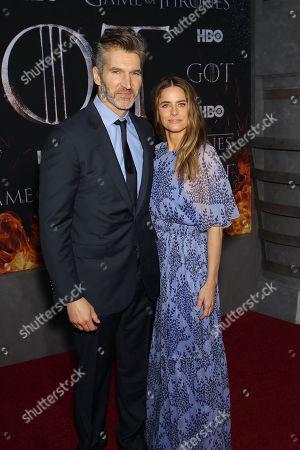 David Benioff (Executive Producer), Amanda Peet