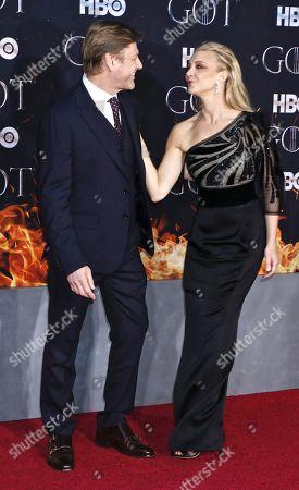 Sean Bean and Natalie Dormer