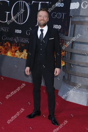 Editorial picture of 'Game of Thrones' season eight premiere, Arrivals, New York, USA - 03 Apr 2019