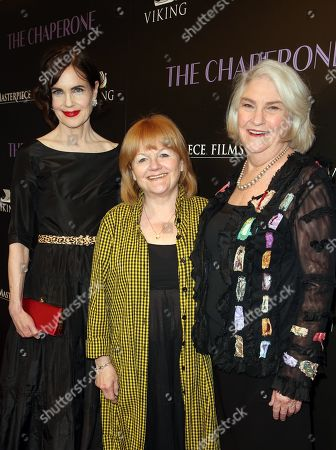 Editorial photo of 'The Chaperone' screening, Los Angeles, USA - 03 Apr 2019