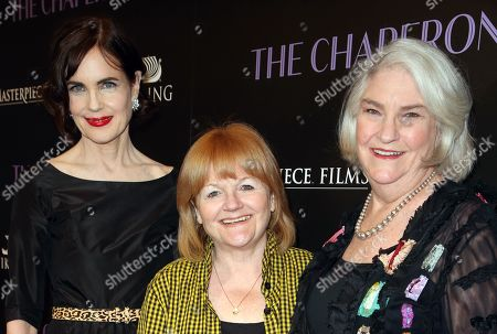 Editorial picture of 'The Chaperone' screening, Los Angeles, USA - 03 Apr 2019