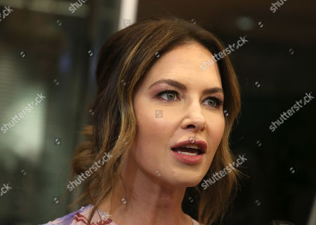 Editorial image of 'The Chaperone' screening, Los Angeles, USA - 03 Apr 2019