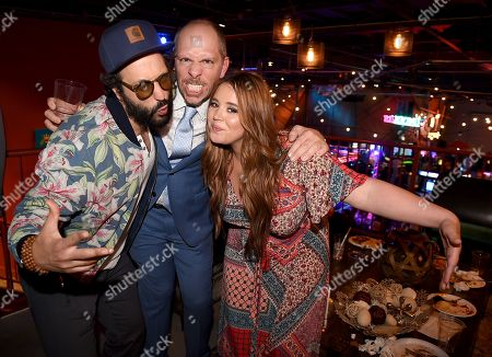 Editorial image of 'You're the Worst', FYC event, After Party, Los Angeles, USA - 03 Apr 2019
