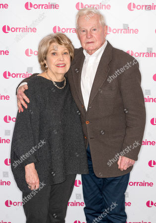 Anne Reid and Sir Derek Jacobi