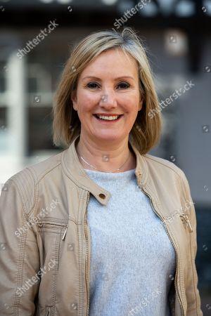 Editorial image of Caroline Dinenage photo shoot, Godalming, Surrey, UK - 01 Apr 2019