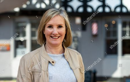 Editorial picture of Caroline Dinenage photo shoot, Godalming, Surrey, UK - 01 Apr 2019