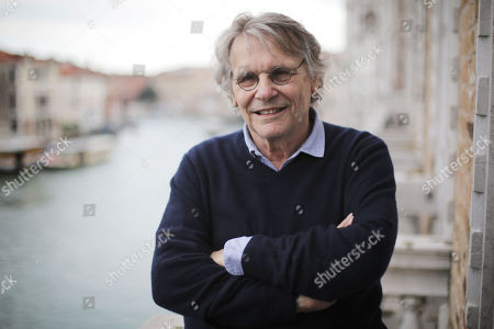 Editorial photo of International Literature Festival, Venice, Italy - 03 Apr 2019