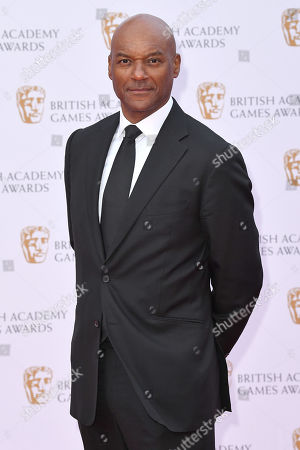 Stock Image of Colin Salmon