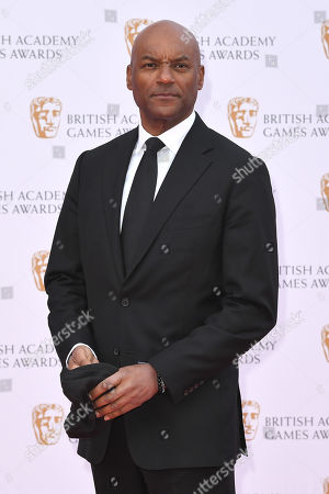 Stock Picture of Colin Salmon