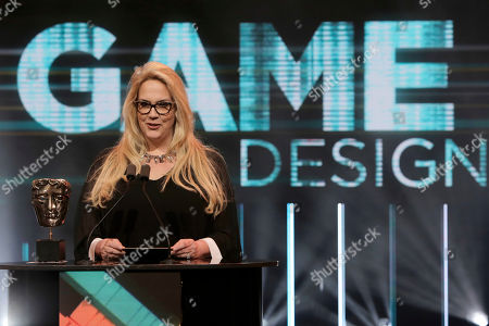 Editorial photo of BAFTA Games Awards, Ceremony, London, UK - 04 Apr 2019